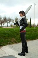 Female Squall Leonhart Cosplay V by Nao-Chan-91