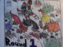 ToR-Round 1 cover by Huntertallonian