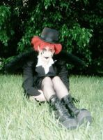 Mad Hatter Belial 03 by HeatherCosplay