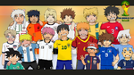 Road to World Cup 2014 by TheMuseumOfJeanette