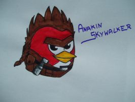 Angry Birds by DarthStardust