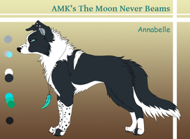 AMK's Annabelle by Amber-Mist-Kennels