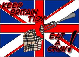Keep Britain Tidy by nero-angelos