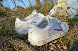 Silvia's shoes by albyper84