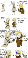 Truth about Maple Syrup -APH by KittyMira