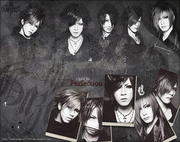 the GazettE VORTEX Banner by BeforeIDecay1996