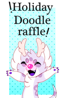 Holiday Doodle Raffle: ENDED by Pand-ASS