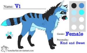 Official Vi Ref by LeaveItToVi