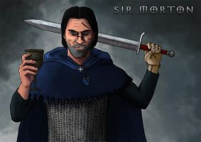 Sir Morton by SzenasiB