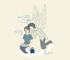 The fault in our stars by Pancake9Andy