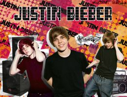 Justin Bieber wallpaper 1 by Jocy-007