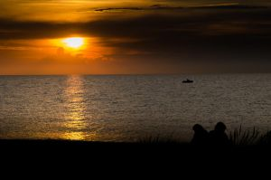 love at the baltic sea by SheriArts