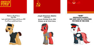 MLP: Communism Through the Ages by Brassboy212