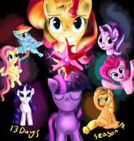 13 Days Left. by Katakiuchi4U