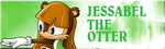 Jessabel The Otter Signature by Dingo-Sniper