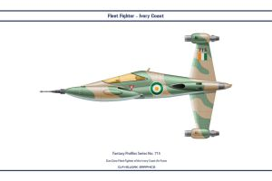 Fantasy 715 Fleet Fighter Ivory Coast by WS-Clave