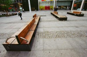 Warsaw 125 bench by remigiuszScout