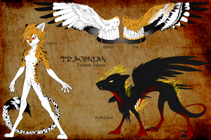 -Traconian: Character Sheet- by Traconian