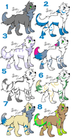 More female adopts by Icey-adopts