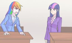 RD Goes to Court (30 minute challenge) by JonFawkes