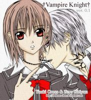 Vampire Knight: Next to You by darknao-chan