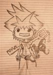 Sora - A Sketch by jojokitkat