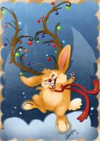 De Jolly Jackalope by Fairygodflea