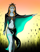 Princess Midna by TeenTitansMan