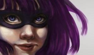 Hitgirl by myriamelle