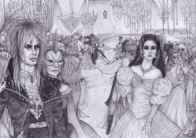 Labyrinth ball by Gabriella92