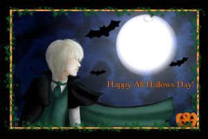 Happy All Hallow's Day by mayflo