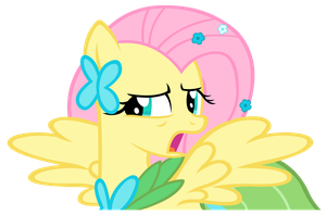 Oh Fluttershy, You're Such A Loudmouth by MAJORA64