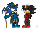 I'm Totally Going To Win This -Sonic/Pokemon- by PikaPlatinum
