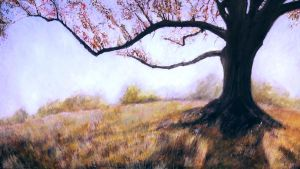 Tree without a swing by GuyWithPaintBrush