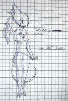Development : Darka by Toothless6reach