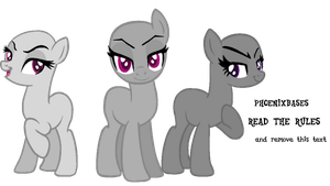 MLP Base: Yeah we are cool by DashieBases