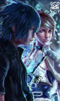 Noctis by KeepItSimpleAndStupd