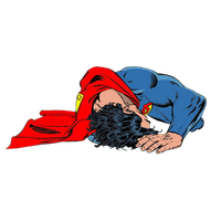 Superman defeated by JayC79