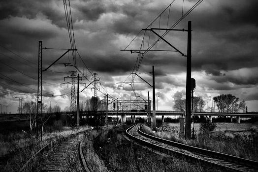 On the wrong track... by c1n3kk