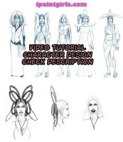 Character Design Video Tutoria by discipleneil777