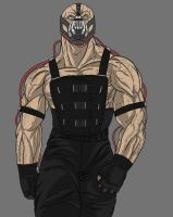 Bane Hybrid by darknight7