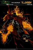 Spawn Cover by sludger