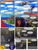 Sonic the Hedgehog Z #4 Pg. 4 September 2013 by CCI545