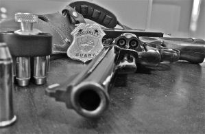 Tools of the trade by Detective-Inspector
