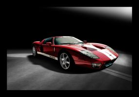 Ford GT by theCrow65