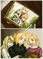 FMA-Our friendship never ends by BrokenRomance3