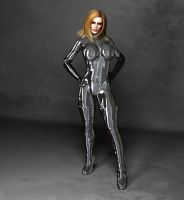 Catsuit  S by Aszmo