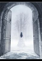 Gate to Cold by LaCrymaMosa