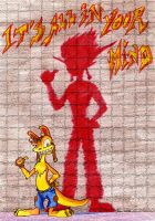 Daxter - all in your mind by Silverspegel