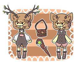 Faye {REF} by Eeyrie